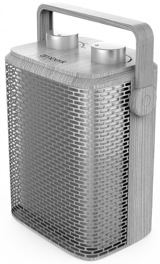 Тепловентилятор Timberk TFH T15PDS.D 1500 Вт ручка для переноски серебристый