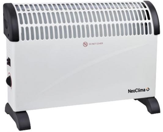 Конвектор NEOCLIMA Fast 2000 2000 Вт белый конвектор neoclima comforte t2 5