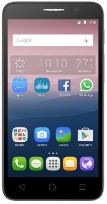 "Смартфон Alcatel OneTouch POP 3 белый 5"" 8 Гб Wi-Fi GPS 5015D"