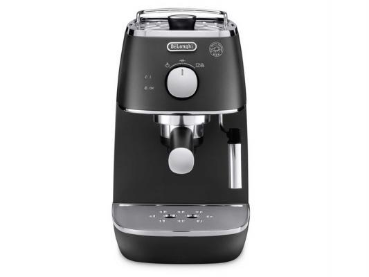 Кофемашина DeLonghi ECI 341.BK черный