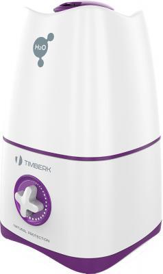 Увлажнитель воздуха Timberk THU UL 15M VT бело-фиолетовый