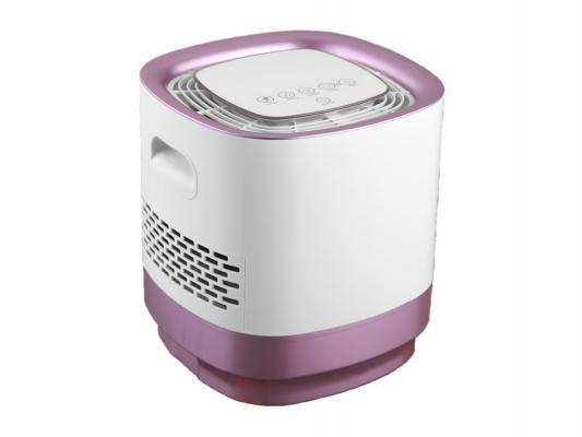 Очиститель воздуха Leberg LW-20R белый розовый очиститель и увлажнитель воздуха leberg lw 20