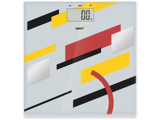 Весы напольные Unit UBS-2200 серый