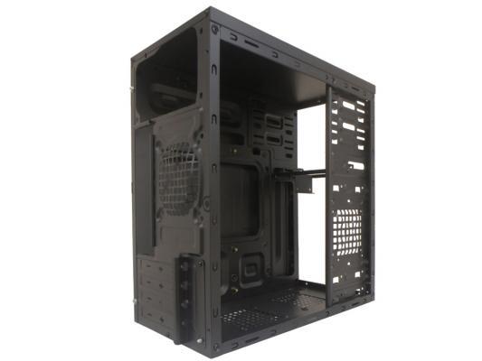 Корпус microATX Sun Pro Electronics Vista I 450 Вт чёрный зелёный