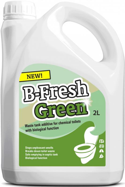 Жидкость для биотуалетов Thetford B-Fresh для нижнего бака зеленая 2л