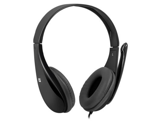 все цены на Гарнитура Defender Aura-111 черный 63111 онлайн