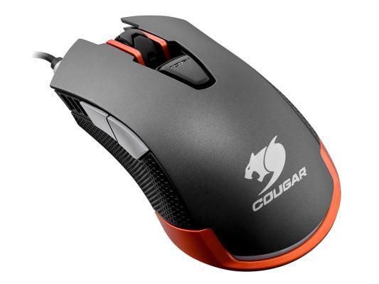 Мышь Cougar 550M серый USB