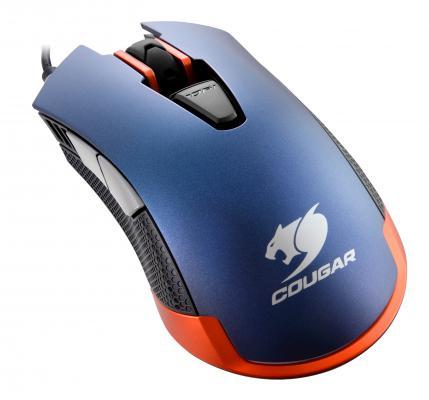 Мышь проводная COUGAR 550M синий USB мышь cougar minos x3 usb