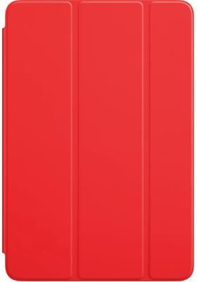 Чехол-книжка Apple Smart Cover для iPad mini 4 красный MKLY2ZM/A
