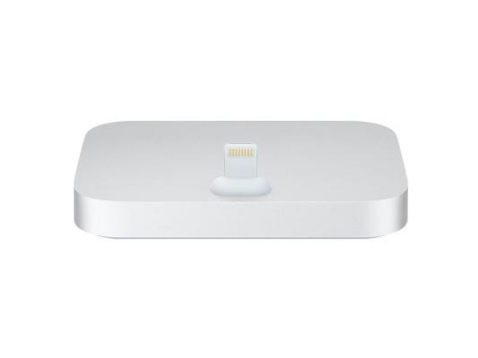Док-станция Apple Dock для iPhone Lightning ML8J2ZM/A стоимость