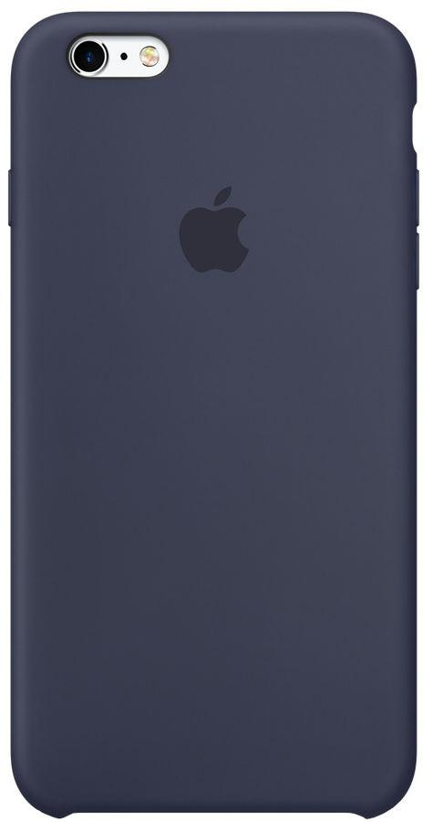 Чехол (клип-кейс) Apple Silicone Case для iPhone 6 Plus iPhone 6S Plus синий MKXL2ZM/A цена