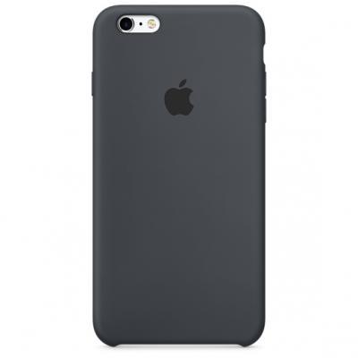 Apple Чехол (клип-кейс) Apple Silicone Case для iPhone 6 Plus iPhone 6S Plus серый MKXJ2ZM/A