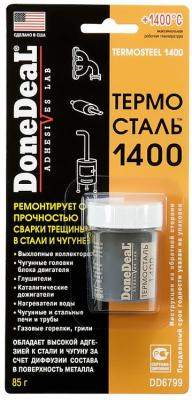 Герметик Done Deal DD 6799 Термосталь герметик для стекол done deal dd 6705