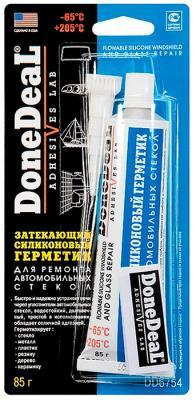 Герметик для ремонта стекол Done Deal DD 6754 герметик клей done deal для стекол прозрачный силиконовый dd 6705