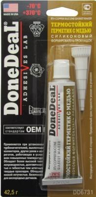 Герметик-формирователь прокладок Done Deal DD 6731 формирователь прокладок done deal dd6735