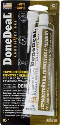 Термостойкий силиконовый формирователь прокладок Done Deal DD 6729 клей активатор для ремонта шин done deal dd 0365