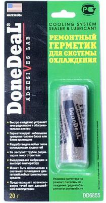 Универсальный герметик радиатора Done Deal DD 6855 герметик для стекол done deal dd 6705