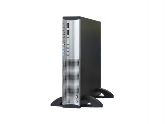 ИБП Powercom Smart King RT SRT-3000A 2700Вт 3000ВА черный