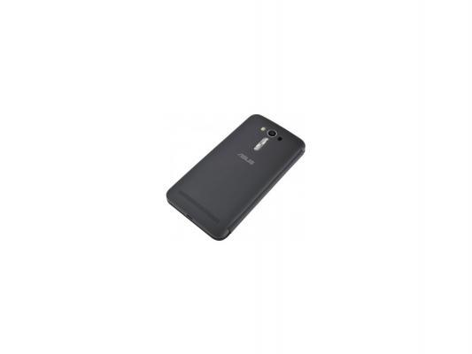 Чехол Asus для Asus ZenFone 2 ZE550KL View Flip Cover черный 90AC00R0-BCV001
