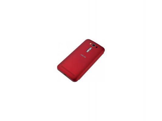 Чехол Asus для ZenFone 2 ZE500KL/KG VIEW FLIP COVER/RED/WW/5/10 красный 90AC00G0-BCV003 ze500kl 1a435ru