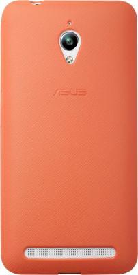 Задняя крышка  Asus для ZenFone GO ZC500TG PF-01 оранжевый 90XB00RA-BSL3R0