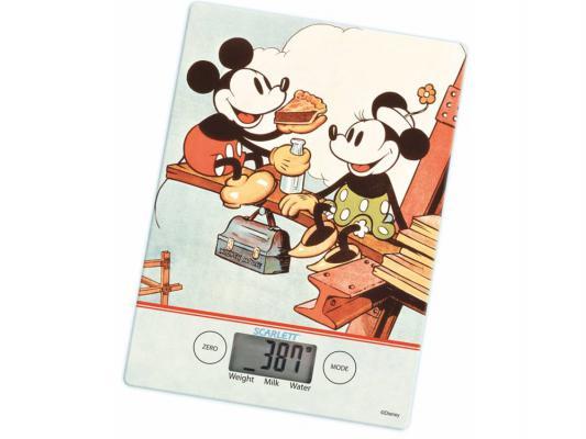 Весы кухонные Scarlett SC-KSD57P98 рисунок
