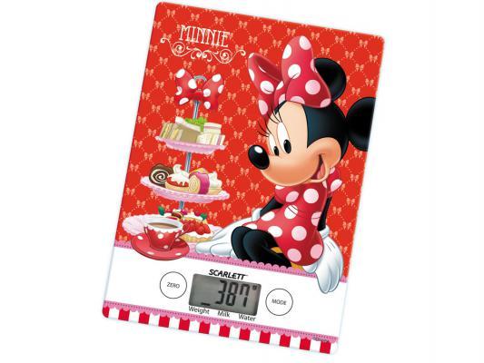 Весы кухонные Scarlett SC-KSD57P99 рисунок