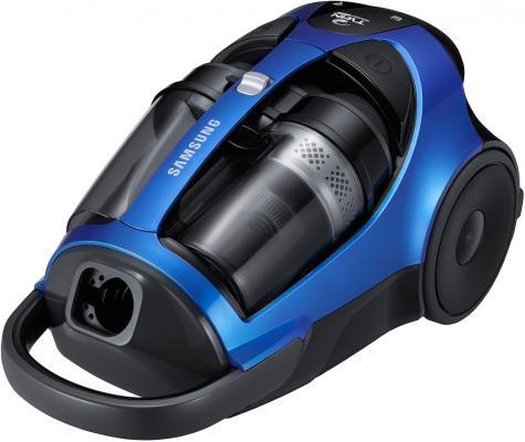 Пылесос Samsung SC-8836 сухая уборка синий пылесос samsung sc 20 f 30 wh