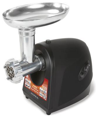 Электромясорубка Supra MGS-1841T 1800 Вт чёрный электромясорубка supra mgs 1600 1600 вт серебристый белый