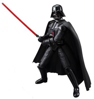 Star Wars Bandai Дарт Вейдер 1:12 черный 84612 lepin star wars millennium falcon building blocks