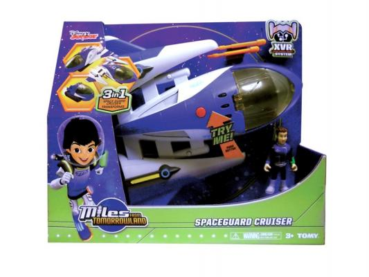 Игровой набор Miles Крейсер космического конвоя от 3 лет 86209