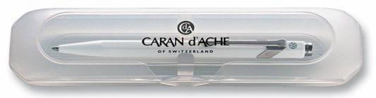 Коробка Carandache Gift Box для 1-2 ручек пластик прозрачный 100004.064