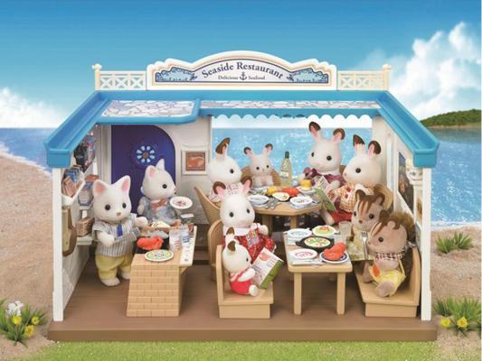 Игровой набор Sylvanian Families Морской ресторан 4190