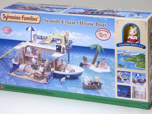 Игровой набор Sylvanian Families Круизный корабль 5206