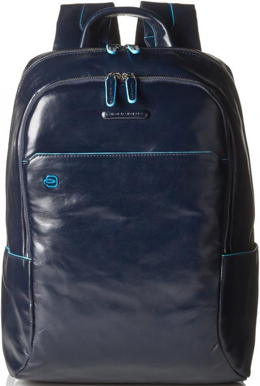 Рюкзак Piquadro Blue Square кожа синий CA3214B2/BLU2