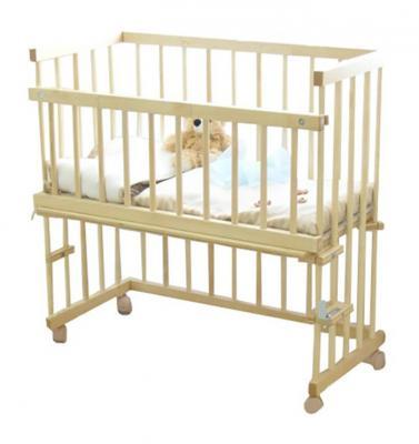 Кроватка Красная Звезда Малуша С751 (слоновая кость) детская кроватка можга красная звезда юлиана с757 слоновая кость