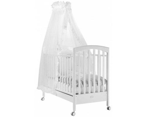 Кроватка Feretti Ricordo (bianco) детские кроватки feretti ricordo