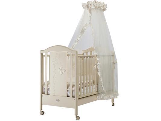 Кроватка-качалка Feretti Privilege Dondolo (avorio) детские кроватки feretti enchant dondolo качалка