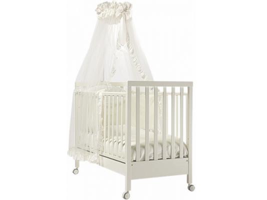 Кроватка Feretti Papa (bianco)