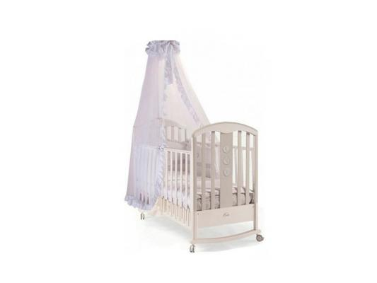 Кроватка-качалка Feretti Elegance Dondolo (grigio/chiaccio-ice gray) детские кроватки feretti mon amour dondolo качалка