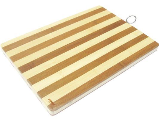 Доска разделочная Bekker BK-9706 30x20x2 бамбук доска разделочная bekker bk 9725 25х25x1 8 бамбук