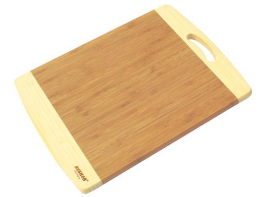 Доска разделочная Bekker BK-9712 35х25х1.8 бамбук доска разделочная bekker bk 9702 25x2 бамбук