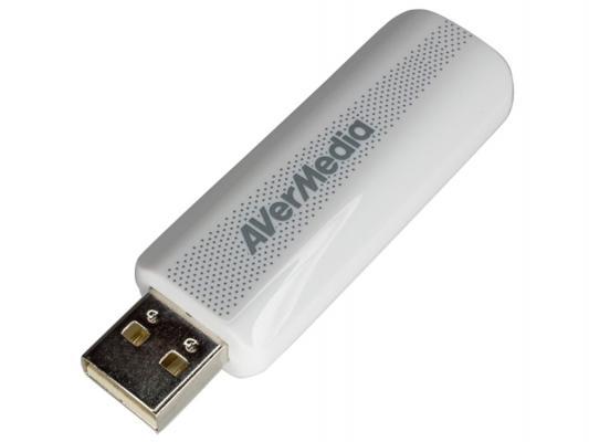 Тюнер цифровой ТВ и FM AVerMedia TD310 USB внешний недорго, оригинальная цена