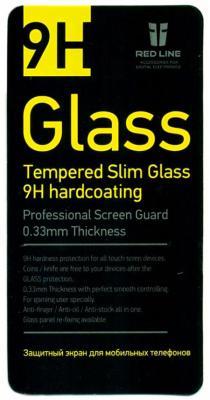 Защитное стекло Red Line для Meizu MX4 tempered glass чехол книжка для meizu mx4 pro с магнитной застежкой черный armor m