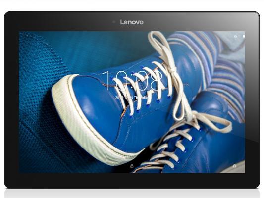 Планшет Lenovo TAB 2 A10-30 10.1 16Gb голубой Wi-Fi LTE 3G Bluetooth ZA0D0048RU компьютер планшетный lenovo tab 7 tb 7504x 6 98 hd 1280x720 ips mediatek mt8735b 1 3ghz quad 1gb 16gb mali t720 3g lte gps wifi n