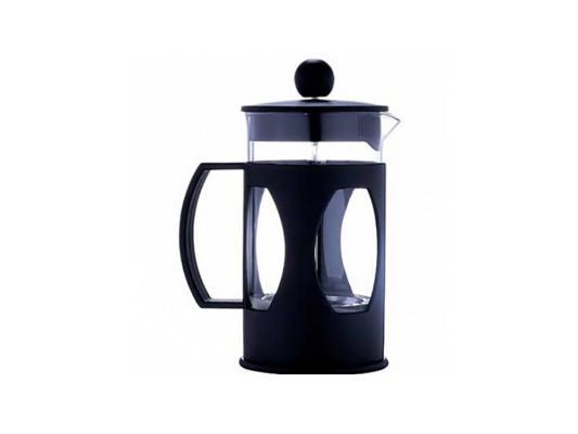 Чайник заварочный Bekker De Luxe BK-388 прозрачный 0.6 л пластик/стекло