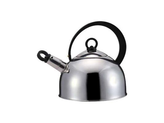 Чайник Bekker BK-S315 серебристый 2.5 л нержавеющая сталь чайник bekker bk s315 2 5 л нержавеющая сталь серебристый