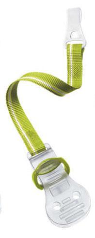 Клипса-держатель Avent для пустышек зеленый SCF185/00 аксессуары для пустышек philips avent клипса держатель для пустышки