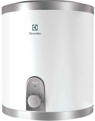 Водонагреватель накопительный Electrolux EWH 10 Rival O 10л 1.5кВт серебристый водонагреватель electrolux smartfix 2 0 s 3 5