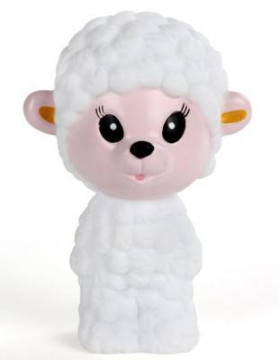 Пластмассовая игрушка для ванны Жирафики Овечка 11 см 681114 laura bettini laura bettini 266 12gb 1sk